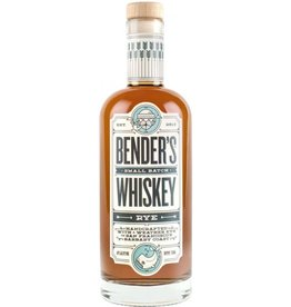 Bender's Small Batch Rye