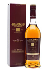 "Glenmorangie 12yr "" The Lasanta Sherry Cask Finish""  Highland Single Malt Scotch Whiskey"