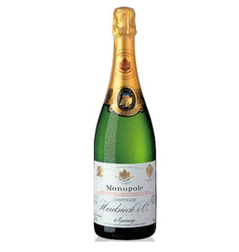 France Heidsidck Monopole Champagne extra dry