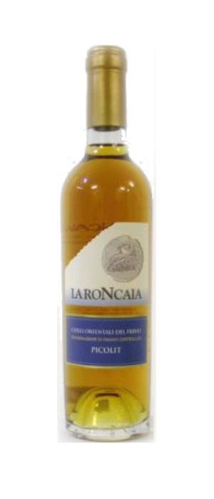 Italy La Roncaia Picolit 2002 Colli Orientali Del Fruli 375ml