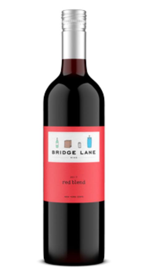 USA Bridge Lane red blend 2018