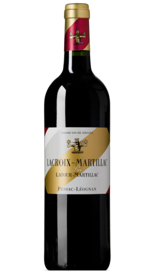 France Lacroix Martillac Latour Martillac 2011 RED