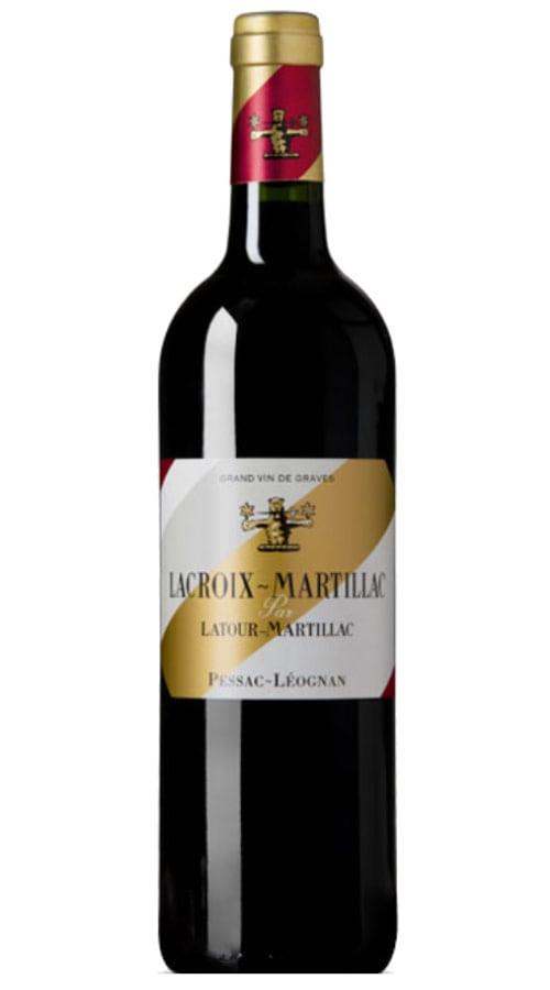 France Lacroix Martillac Latour Martillac 2011 RED