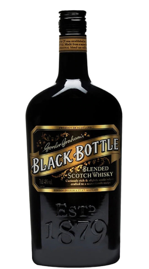 Scotland Black Bottle Scotch 750ml