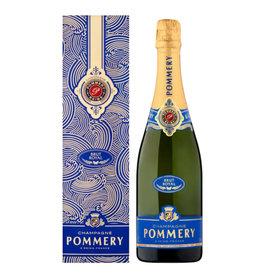 France Pommery & Greno Brut Royal Gift Box