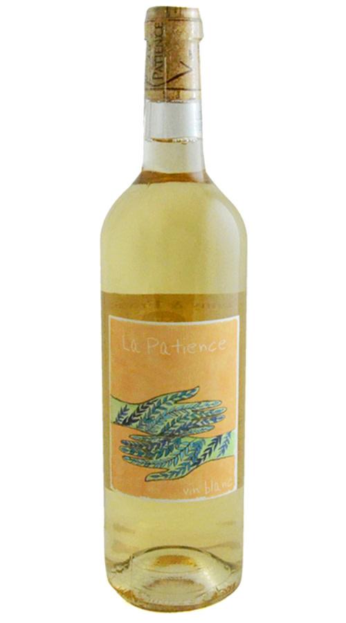 France La Patience Vin Blanc 2018
