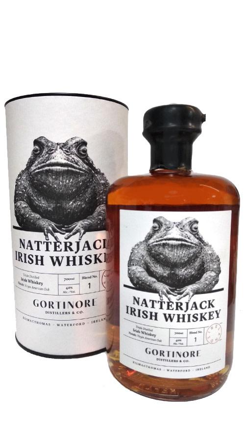 Ireland Gortinore Natterjack Irish Whiskey 750ml
