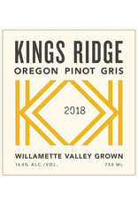 USA Kings Ridge Pinot Gris 2018