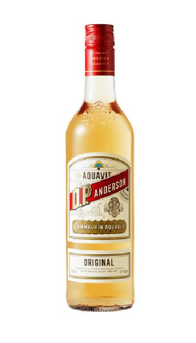 Switzerland O.P Anderson Aquavit Original 1L