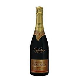 France Champagne Tribaut Millesime 2009