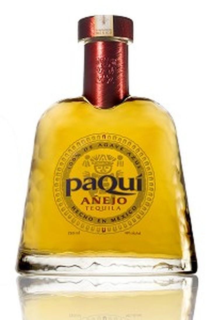 Mexico Paquí Anejo Tequila 750ml