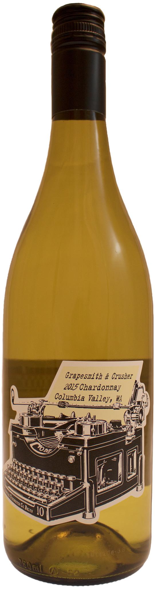 USA Grapesmith & Crusher Chardonnay 2017