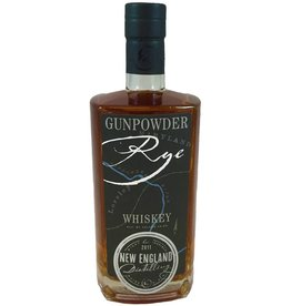 USA New England Distilling Gunpowder Rye