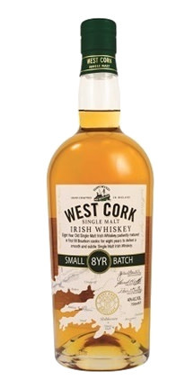 Ireland West cork 8yr Small Batch