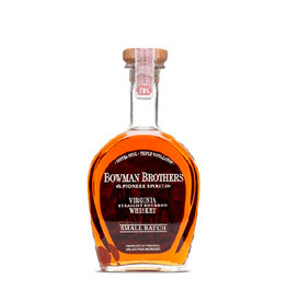 Bowman Brothers Small Batch Virginia Straight