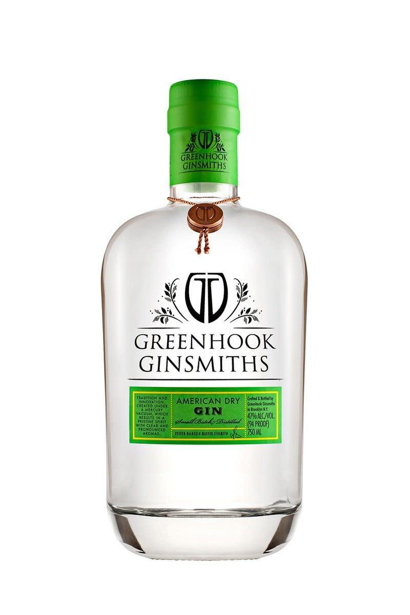 USA Greenhook Gin