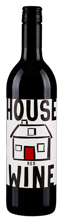 USA House Wine Red