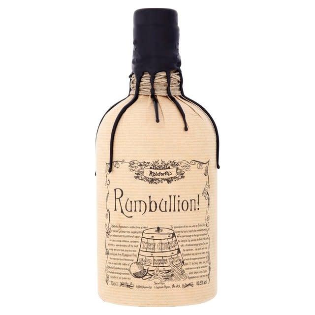 England Rumbullion! Spiced Rum