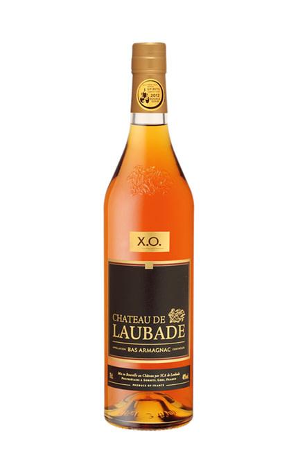 France Chateau Laubade Bas Armagnac XO