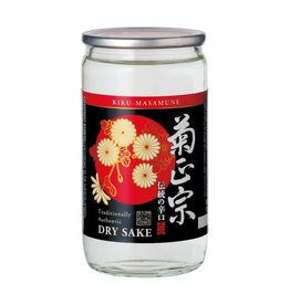 Japan Kiku Masamune Dry Sake Cup 180ml