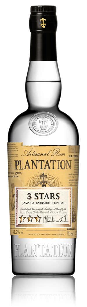 Jamaica Plantation 3 Star White Rum