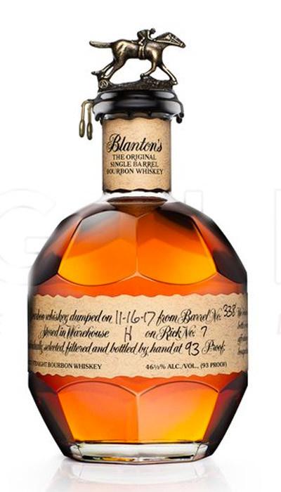 USA Blantons Single Barrel Bourbon