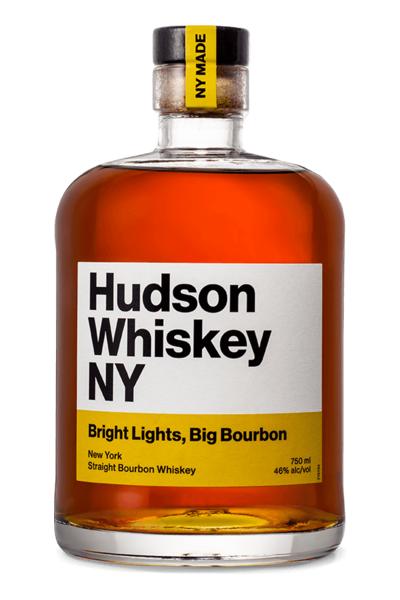 USA Hudson Whiskey NY  Bright Lights, Big Bourbon