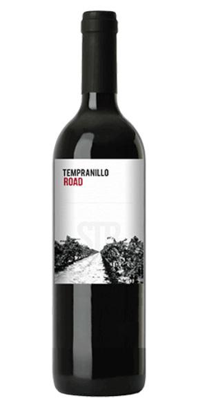 Spain Tempranillo Road
