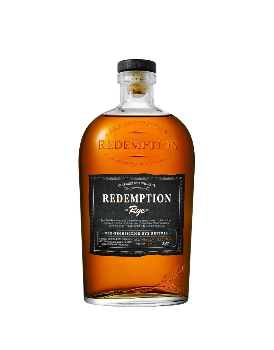 USA Redemption Rye Whiskey