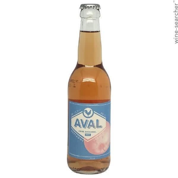 France Aval Cidre Rose 330ml
