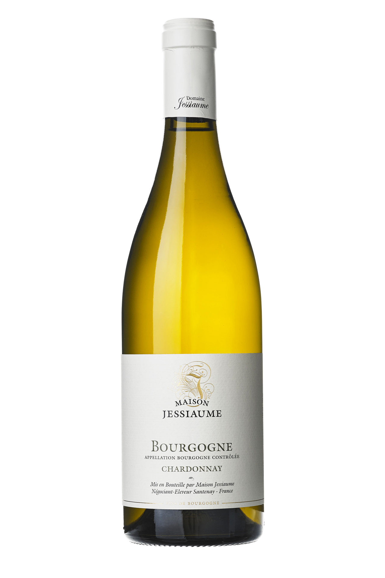 France Maison Jessiaume Bourgogne Blanc