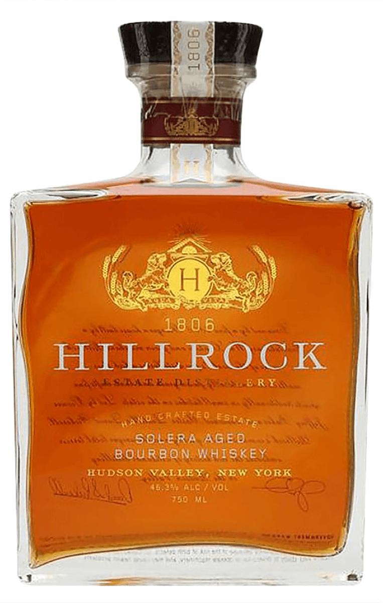 USA Hillrock Solera Aged Bourbon