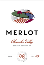 USA 90+ Cellars Alexander Valley Merlot Lot 163