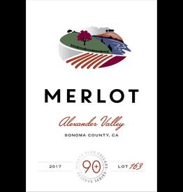 USA 90+ Cellars Alexander Valley Merlot Lot 163