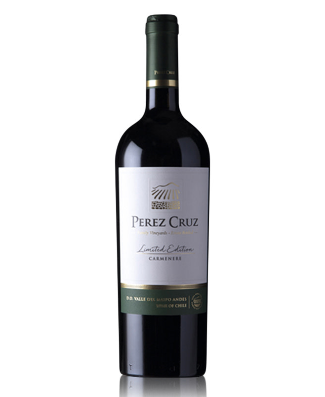 Chile Perez Cruz Limited Edition Carmenere