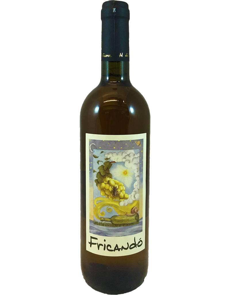 Italy Al Di La del Fiume Fricando (orange wine)