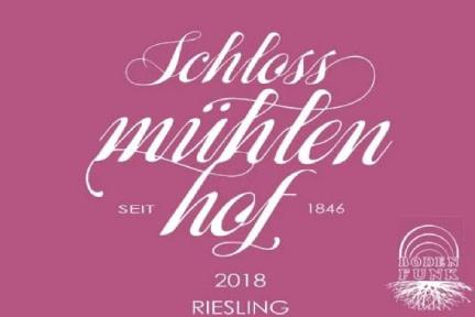 Germany Schlossmuhlenhof Bodenfunk Riesling