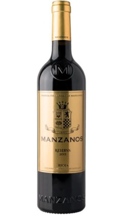 Spain Manzanos Rioja Reserva