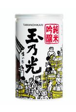 Japan Tamanohikari Junmai Ginjo Cup 180ml