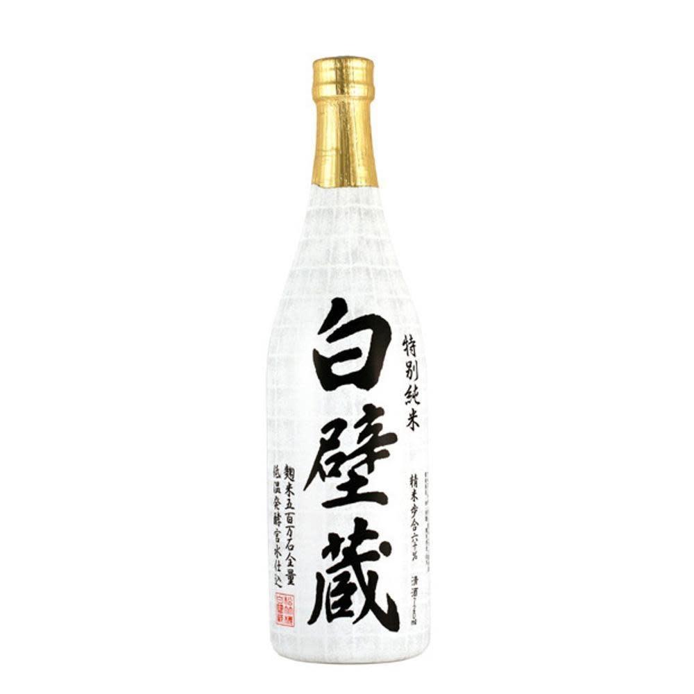 Japan Shirakabe GuraTokubetsu Junmai Sake