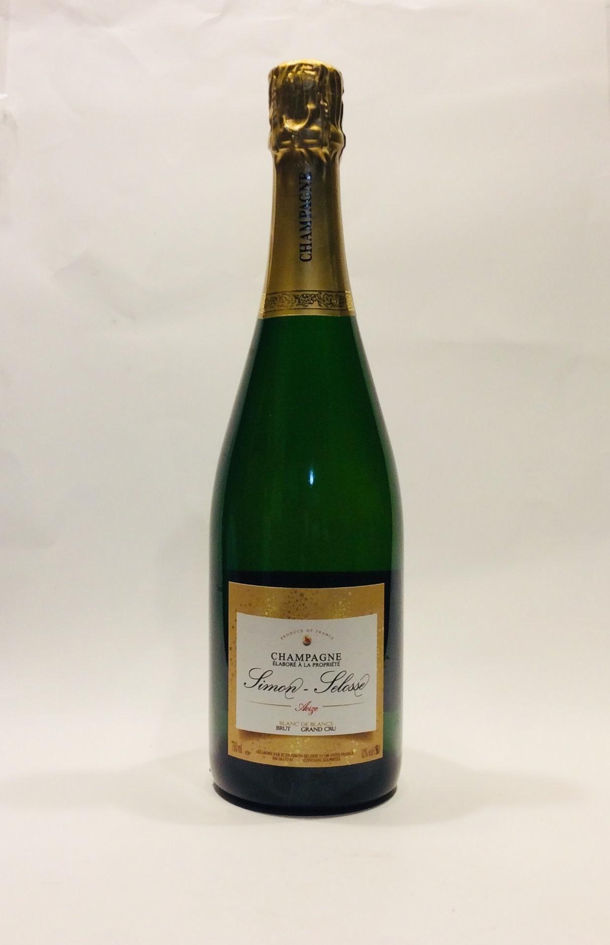 France Simon Selosse Champagne Grand Cru Blanc de Blamc