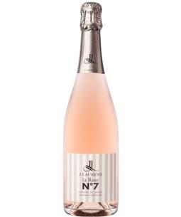 France Domaine J. Laurens Cremant de Limoux Rose No 7