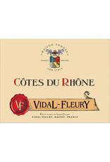 France Vidal Fleury Cotes du Rhone Rosé