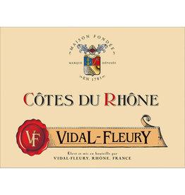 France Vidal Fleury Cotes du Rhone Rose