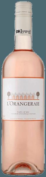 France L'Orangeraie Pays D'Oc Rose