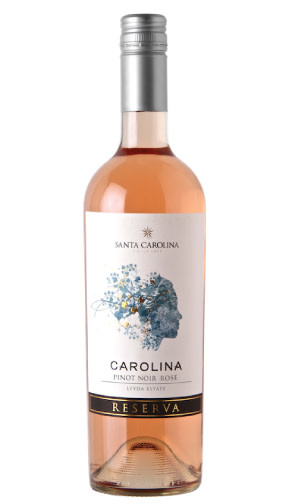 Chile Santa Carolina Pinot Noir Rosé