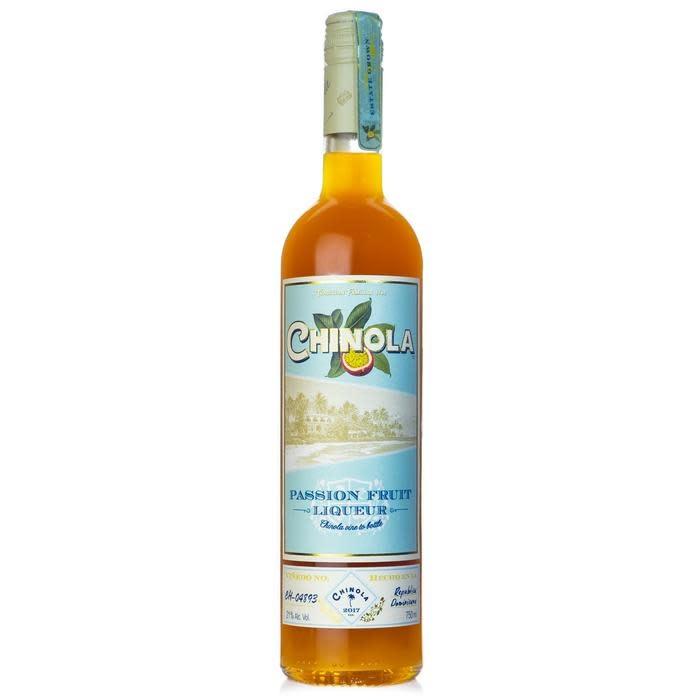 Dominican Rep. Chinola Passion Fruit Liqueur 750ml