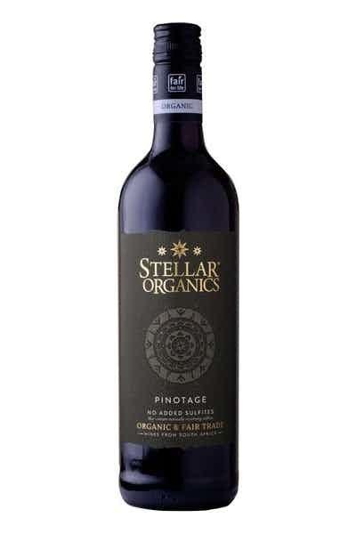 South Africa Stellar Organics Pinotage