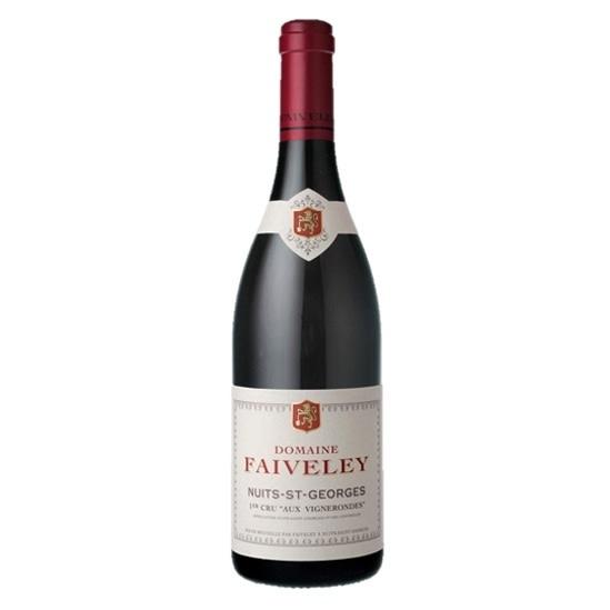 """France Domaine Faiveley Nuits St Georges 1er Cru """"Aux Vignerondes"""" 2014"""
