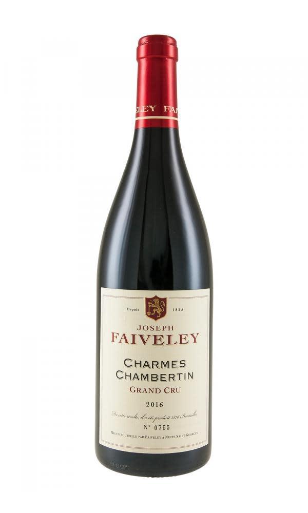 France Domaine Faiveley Charmes Chambertin Grand Cru 2014